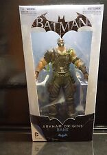 "DC COMICS COLLECTIBLES BATMAN ARKHAM ORIGINS SERIES 1 BANE 8"" FIGURE NEW SEALED"
