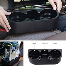 Universal Car Seat Seam Wedge Bottle Cup Drink Holder Cup Storage Box Holder