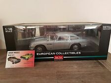 1:18 Sun Star Aston Martin DB5 in Silver Grey Brand New