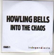 (M710) Howling Bells, into The Chaos - DJ CD