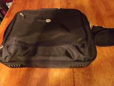DELL NYLON LAPTOP BAG-ONG763-Notebook Case w/Shoulder Strap - Fits up to 1