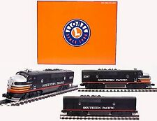 Lionel Lionel Locomotive Southern Pacific F3 A-B-A Diesel Set 6-38197 New in Box