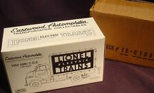 First Gear 1/34 Eastwood 1952 GMC C.O.E. Lionel Trains Truck 19-0108 New In Box