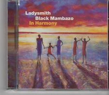 (FX514) Ladysmith Black Mambazo, In Harmony - 1999 CD