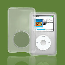 Crystal Transparent Hard Case Cover Shell For Apple iPod Classic 80GB New