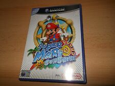 Super Mario: Sunshine (Nintendo GameCube, 2002) MINT COLLECTORS PAL