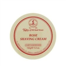 Taylor of Old Bond Street Rose Luxury Shaving Cream Bowl, 150 grams