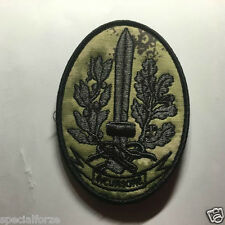 PATCH  9° RGT. COL MOSCHIN - FORZE SPECIALI - INCURSORE - NEW