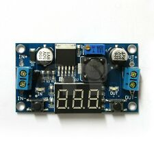 LM2596 Step down Power Module DC LED Voltmeter For Arduino Raspberry Adjustable