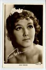(Lq451-378) Real Photo of Actress Jean Parker, c1940, Unused VG-EX,