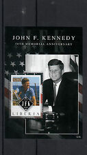 Liberia 2013 MNH John F Kennedy 50th Memorial Anniv 1v S/S JFK US Presidents
