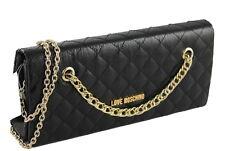 LOVE MOSCHINO Tasche Umhängetasche Clutch  Bag JC4106 schwarz