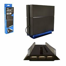 PS4 - LED Vertical Stand With 3 USB Port KMD KMD-PS4-4726 (PlayStation 4)