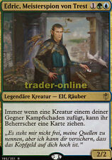 Edric, Meisterspion von Trest  (Edric, Spymaster of Trest) Commander 2016 Magic