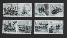 GB 2016 Shackleton e la spedizione Endurance Stamp Set