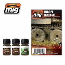 MIG PRODUCTIONS A.MIG7408 - EUROPE EARTH SET - NUOVO