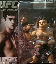 "Round 5 UFC MMA Ultimate Collector Series 1 Lyoto The Dragon Machida 6"" Sealed"