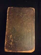 1828 Holy Bible Stereotype  Edition  By E.& J  White The American Bible Society.