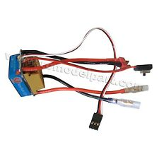 New 320A Three Mode Brushed Speed Controller ESC Regler T for 1/10 RC Car Boat