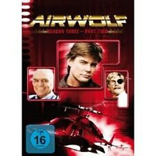 AIRWOLF SEASON 3.2 3 DVD NEUWARE