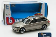 BMW 3 Series Touring in Bronz, Bburago 18-30220, scale 1:43, toy gift model boy