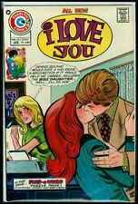 Charlton Comics I LOVE YOU #110 VFN/NM 9.0