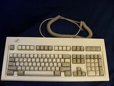 VINTAGE IBM MODEL M 1391401 CLICKY KEYBOARD WITH CORD Buckling spring 1984 1991