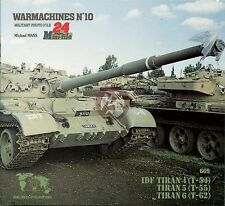 Verlinden Book WarMachines No.10 IDF T-54/T-55/T-62 669