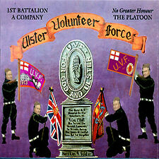 ***THE PLATOON*** NO GREATER HONOUR  *** CD*** ULSTER LOYALIST/ORANGE/UVF/CD