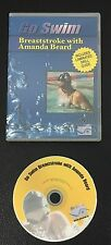 Go Swim Breaststroke With Amanda Beard DVD Swimming Learning Teaching