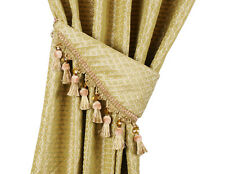 Curtain Tassle Rope Tie Backs - Holdbacks - Over 18 colours To Choose From