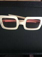 SWANK FRANCE 1960s FRAME SUNGLASSES
