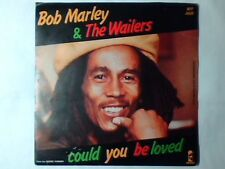 "BOB MARLEY & THE WAILERS Could you be loved 7"" ITALY"