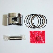 GY6 125cc engine piston and piston rings ATV piston ring coating (PVD)
