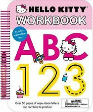 Hello Kitty: ABC 123 by Roger Priddy (2014, Paperback, Workbook)