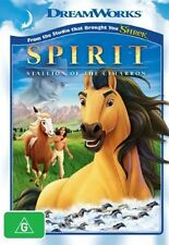 Spirit: Stallion of the Cimarron NEW R4 DVD