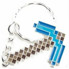 Minecraft DIAMOND PICKAXE KEYCHAIN PORTACHIAVI