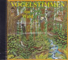 VOGELSTIMMEN - CD - VOGELSTIMMEN IM WALD - 4