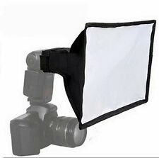 Universal Flash Softbox Diffuser For Nikon Canon Pentax Sony Nissin Yongnuo...