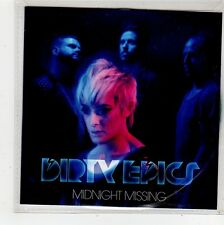 (FQ837) Dirty Epics, Midnight Missing - DJ CD
