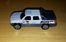 New 2008 Matchbox Chevy Avalanche Matte Gray 4 x4 Recon 5 Pack Only Chevrolet