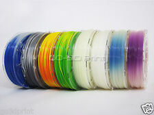 GO-3D Color Changing PLA 3D Printing Filament Master Collection 1.75mm 8x 225g