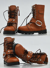 "Fashion MSD Boots/Shoes 1/4 BJD Mini Super Dollfie 17""Tonner Men/Matt(8-MB-7"