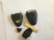 2 BUTTON REMOTE KEY FOB CASE + BLADE FOR PORSCHE CAYENNE 996 BOXSTER S 911 #78