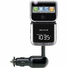 Belkin Tunebase FM Transmitter  for iPod, iPhone 4, iPhone 3 WITH CLEARSCAN