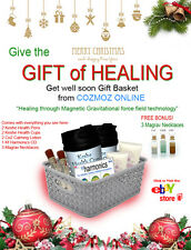 Healing Gift Basket, plasma healing, keshe, magrav