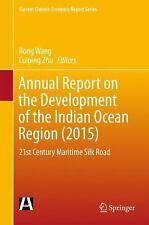 Current Chinese Economic Report: Annual Report on the Development of the...