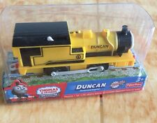 New boxed Thomas friend train trackmaster Battery train DUNCAN