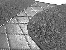 Mercedes Ponton Lim. Teppich Satz 180er und 190er Grau Schlinge 1958-1963