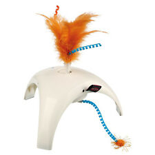 Trixie Cat toy Feather Spinner, NEW